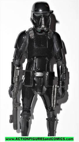 STAR WARS action figures DEATH TROOPER 6 inch THE BLACK SERIES 2016 25