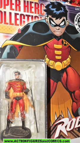DC Eaglemoss chess ROBIN  Tim Drake 06 6 batman 1/21 scale dc universe