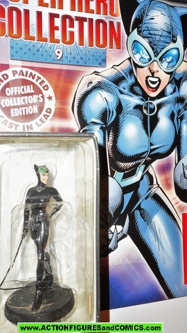 DC Eaglemoss chess CATWOMAN batman 09 9 52 20 1/21 scale figurine dc universe