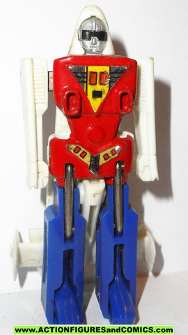 gobots WATER WALK red chest MR-31 vintage tonka ban dai