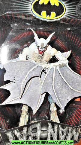 dc universe classics MAN BAT sdcc exclusive white variant mib moc