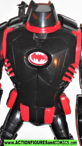 batman the brave and the PROTO BAT BOT 12 inch dc universe Animated series