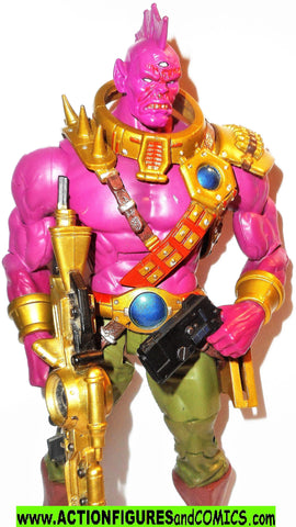 dc universe classics DESPERO wave 4 complete build a figure mattel