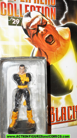 DC Eaglemoss chess BLACK ADAM shazam 29 dc universe moc mib mag