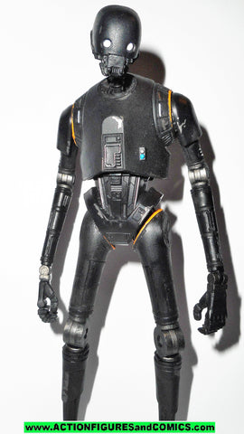STAR WARS action figures K-2SO 6 inch THE BLACK SERIES 2015 24 Droid