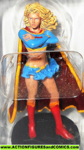DC Eaglemoss chess SUPERGIRL superman 21 supergirl universe mib moc