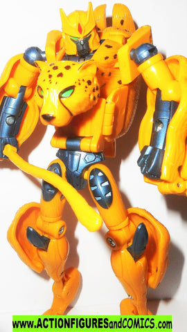 transformers classics CHEETOR Beast wars 25 years 2008 universe