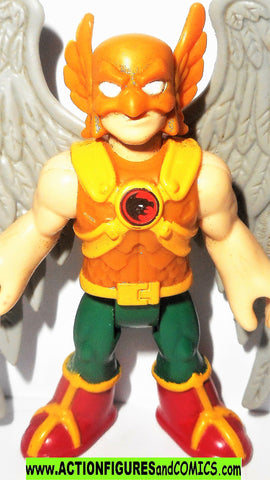 DC imaginext HAWKMAN fisher price justice league super friends