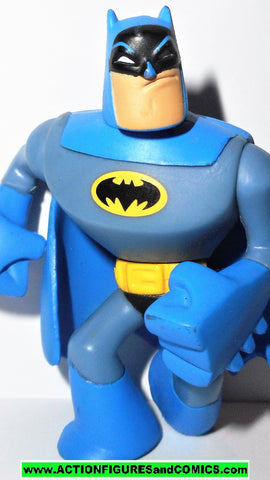 dc universe action league BATMAN Blue brave and the bold toy figure