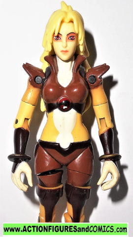 Thundercats CHEETARA 2011 4 inch modern bandai animated jln fig