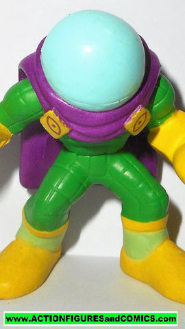 Marvel Super Hero Squad MYSTERIO spider-man series 4 2007 universe