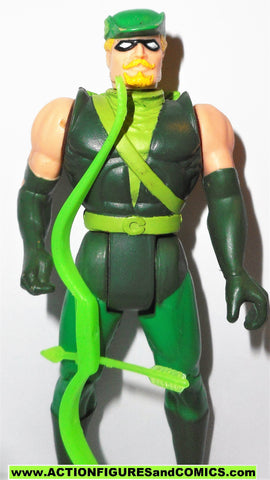 Super powers GREEN ARROW kenner vintage 99 complete 1984 1983 friends dc universe