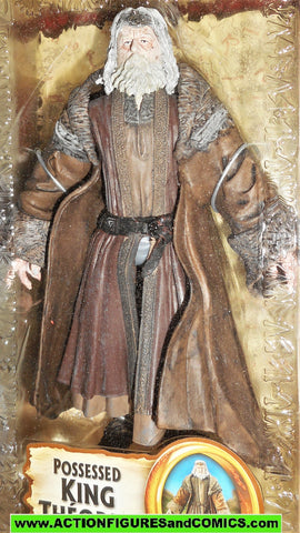 Lord of the Rings KING THEODEN POSSESSED toy biz complete hobbit moc