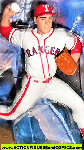 Starting Lineup AARON SELE 2000 Texas Rangers baseball sports moc