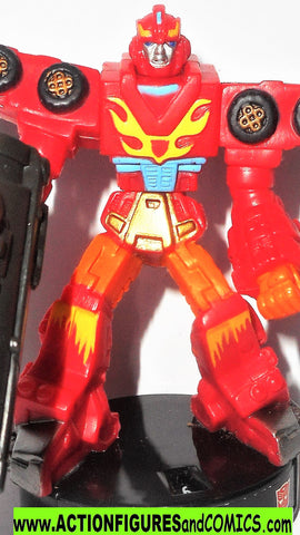 Attacktix Transformers RODIMUS PRIME cybertron series TF 5 action figures