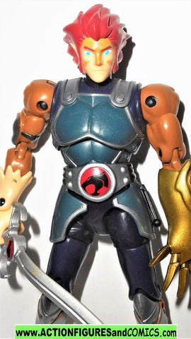 Thundercats LION-O 2011 6 inch modern bandai complete animated jln 4033