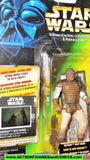 star wars action figures WEEQUAY FF FREEZE FRAME series 1998 power of the force hasbro toys moc mip mib