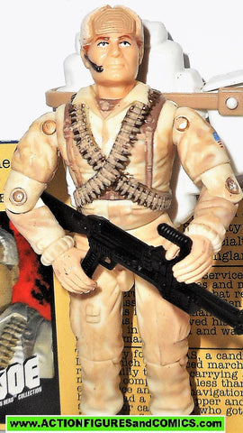 gi joe BIG BEN 2000 v3 ARAH A real american hero Complete 2001
