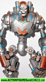 dc universe classics 8 inch METALLO wave 5 complete build a figure mattel