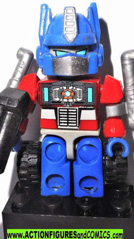 transformers kre-o OPTIMUS PRIME g1 SDCC MATRIX kreon kreo lego