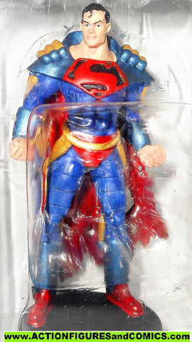 DC Eaglemoss chess SUPERBOY PRIME superman 20 1/21 scale figurine dc universe