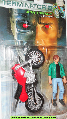 Terminator kenner JOHN CONNOR movie 2 future war action figures toys moc mip mib