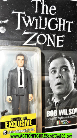 Twilight Zone BOB WILSON only 456 comic YELLOW STICKER Convention moc 133