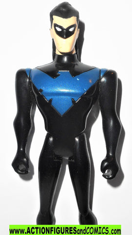 batman animated series NIGHTWING puppets of crime kenner dc universe fig
