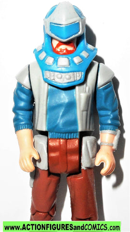 M.A.S.K. kenner ALEX SECTOR boulder mountain complete SHORT mask