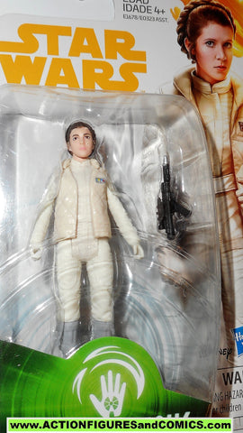 star wars action figures PRINCESS LEIA ORGANA HOTH force link 2017 action figure