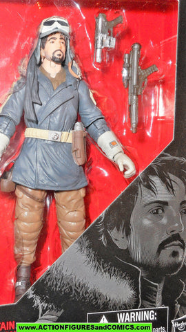 STAR WARS action figures CAPTAIN CASSIAN ANDOR EADU the Black Series moc mib