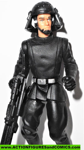 star wars action figures DEATH STAR TROOPER 1998 power of the force
