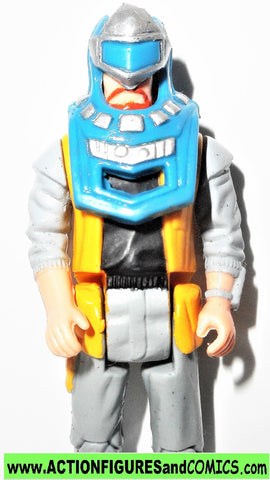 M.A.S.K. kenner ALEX SECTOR toll booth collector complete mask