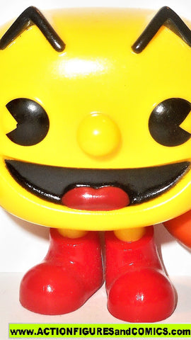 Funko POP PAC MAN classic atari video games pacman vinyl figures