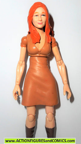 marvel legends MARY JANE WATSON parker sandman series spider-man 3 movie