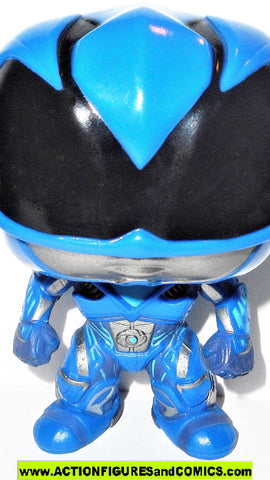 Funko POP Power Rangers BLUE RANGER movie 2017 vinyl figures