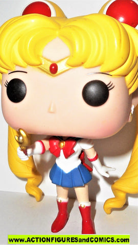 Funko POP SAILOR MOON moon stick animation anime 90 vinyl figures