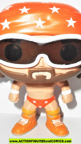 Funko POP MACHO MAN RANDY SAVAGE 10 wwe wwf wrestling vinyl figures