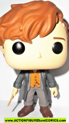 Funko POP harry potter NEWT SCAMANDER Crimes of Grimswald 14 vinyl figures