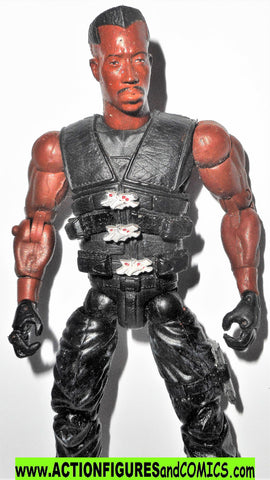 marvel legends BLADE the vampire hunter series V 5 toy biz fig