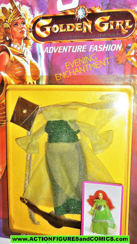 Golden Girl Adventure Fashion EVENING ENCHANTMENT#33 Jade she-ra masters of the universe moc