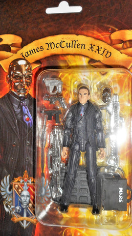 gi joe DESTRO JAMES McCULLEN XXID rise of Cobra movie moc