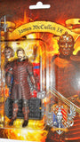 gi joe DESTRO JAMES McCULLEN IX rise of Cobra comic con movie moc