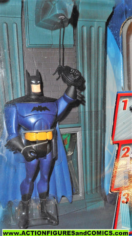 justice league unlimited BATMAN CRIME BUST 2003 jlu dc universe moc mib