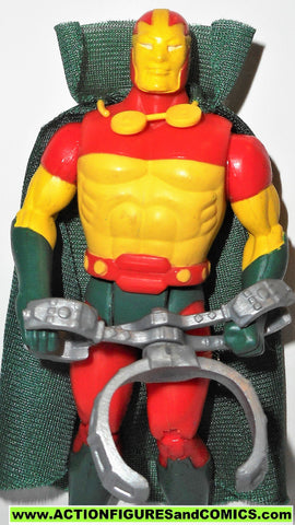 Super powers MISTER MIRACLE kenner vintage complete 1984 1983 1985 dc universe