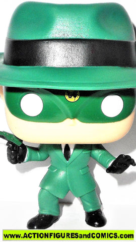 Funko POP DC universe GREEN HORNET 1966 batman tv series 661 vinyl