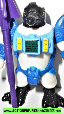 Battle Beasts PUGNACIOUS PENGUIN 1986 vintage hasbro #75 transformers