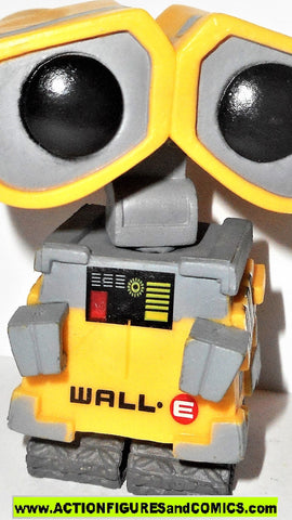 Funko POP movie WALL-E wally #45 complete 4 inch vinyl figures