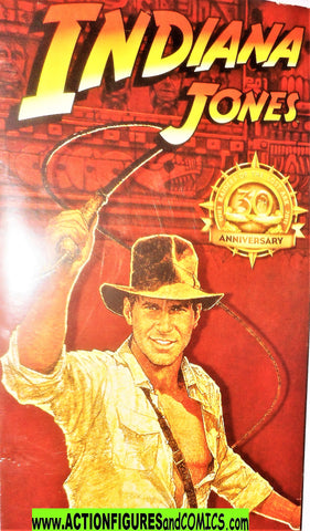 Indiana Jones COLLECTORS CASE 2011 SDCC lost wave EMPTY BOX Kenner