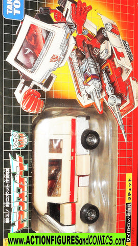 Transformers generation 1 RATCHET encore 2007 complete reissue moc mib